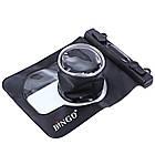 Водонепроницаемый аквабокс для фотоаппаратов Bingo чёрный, фото 4