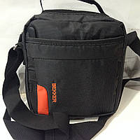 Классическая мужская сумка через плече BEKKER. Для модного мужчины. Компактная. Хорошее качество  оптом