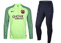 Спортивный костюм Nike, Барселона. Футбольный, тренировочный. Сезон 16/17 (реплика) L (50-52)