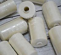 Нитки швейные 40/2, 1000 ярдов, цвет кремовый (№103)
