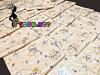 Постельный комплект 3 предмета, для детского сада
