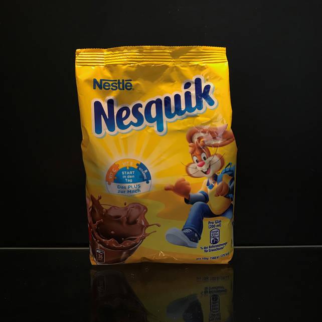 Какао Nesquick 500г