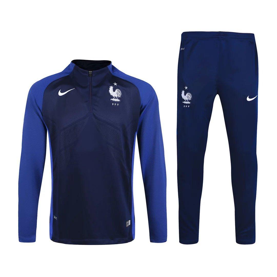 25af179503a9 Спортивный костюм Nike, Сборная Франции. Футбольный, тренировочный. Сезон  16 17