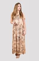 Летнее женское платье