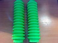 Гофра вилки Minsk-Viper зеленая