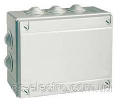 Коробка ответвительная с кабельными вводами, DKC, IP55, 240х190х90, 54201
