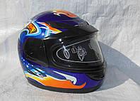 Шлем детский BLD №-109 синий