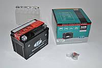 Аккумулятор мотоциклетный (АКБ) YB-4-B - LP Battery