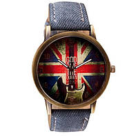 """Наручные часы """"British Music"""""""