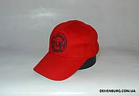 Бейсболка мужская ARMANI 03-0418 красная, фото 1