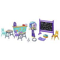 Игровой набор My Little Pony класс Селестии минис