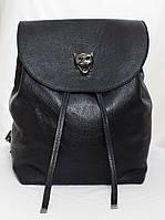 Philipp Plein женский кожаный рюкзак. 100% натуральная кожа