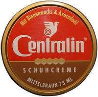 Средство по уходу за обувью средне-коричневый CENTRALIN 75 мл