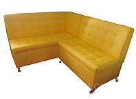 Кухонный уголок Малибу с ящиками, 120*150 см, кухонный диван
