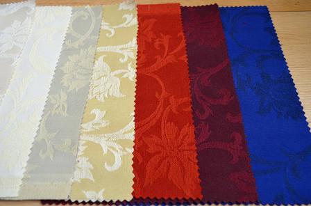 Teflon Квіти-150 (Рис.2) Кольорова Скатертная тканина з Тефлоновим просоченням, фото 2