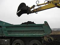 Чернозем навалом Киев.Купить чернозем в мешках