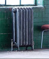Классический чугунный радиатор на ножках PRINCE 800 от компании Arroll