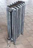 Классический чугунный радиатор на ножках PRINCE 800 от компании Arroll, фото 2