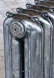 Классический чугунный радиатор на ножках PRINCE 800 от компании Arroll, фото 3
