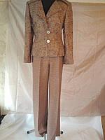 Женский брючный костюм 46 р-р