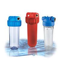 """Колбовые фильтры для воды 10"""""""