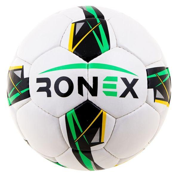 Мяч футбольный DXN Ronex(JM)Green/Yellow