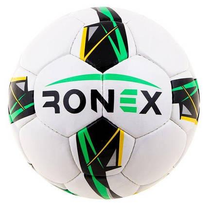 Мяч футбольный DXN Ronex(JM)Green/Yellow , фото 2