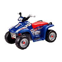 Электрический квадроцикл Peg-Perego POLARIS SPORTSMAN 400 Blue