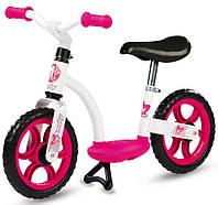 Беговел для детей Girl Mixte Smoby - Франция - Безшумные колеса