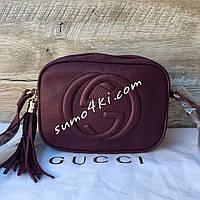 Женская маленькая сумка Gucci