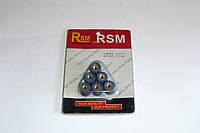 Ролики вариатора 15 x 12 11g Yamaha RSM