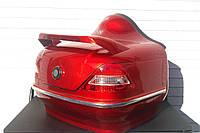 КОФР Mercedes красный