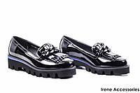 Туфли женские Bona Rica (стильные, комфортные, танкетка с 35р)