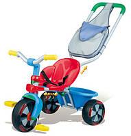 Велосипед трехколесный Baby Balade Swing - Smoby - Франция - Светоотражающие элементы на колесах