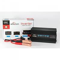 Инвертор UKC-1000 W 12В/220 В