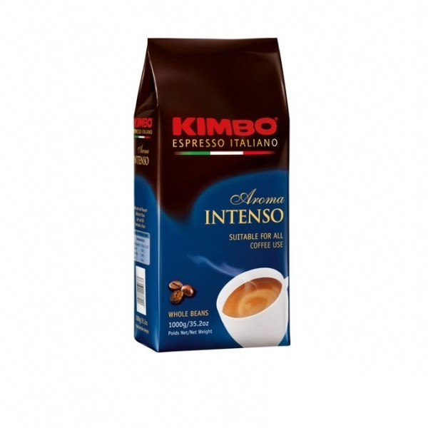 Кофе Kimbo Aroma Intenso (кофе Кимбо Арома Интенсо) в зернах 1 кг