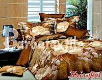 Постельное бельё полуторное 150*220 хлопок (4285) TM KRISPOL Украина