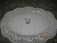 Ажурная салфетка под торт