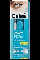Крем для контуров вокруг глаз от темных кругов и отечностей  Aqua Balea