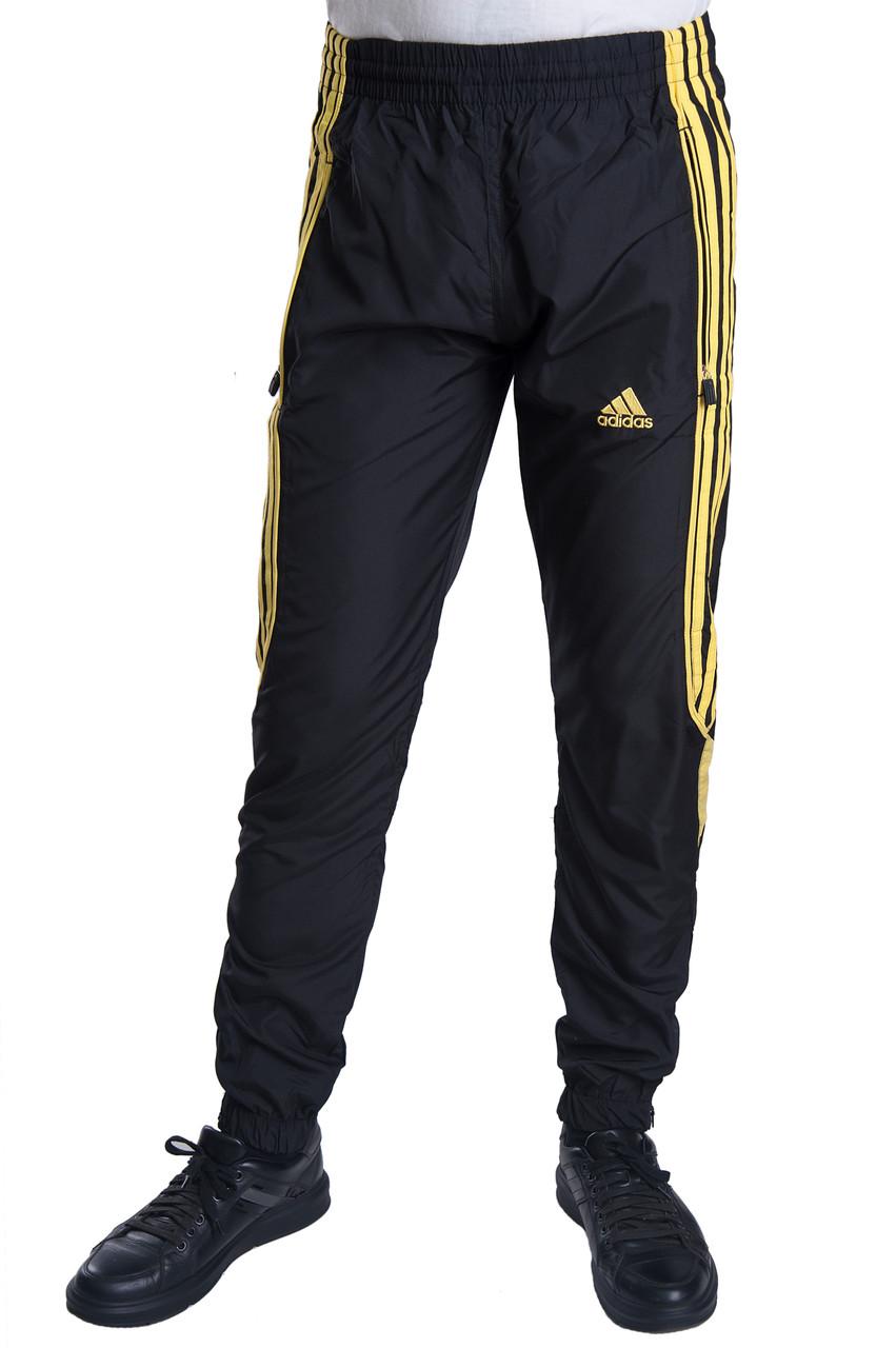 8b4877ed Мужские спортивные штаны Adidas черного цвета (плащевка). Хмельницкий