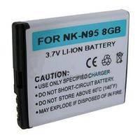 Аккумулятор PowerPlant Nokia N78. N79 (BL-6F) 1150mAh