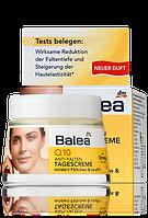 Дневной крем для зрелой кожи лица против морщин Balea с Q10 и Omega- комплексом