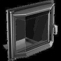 Дверцы для камина Kratki Zuzia 515Х652 призматическое  стекло