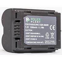 Аккумулятор к фото/видео PowerPlant Panasonic DMW-BL14, CGR-S602E, BP-DC1, BP-DC3 (DV00DV1338)