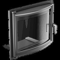 Дверцы для камина Kratki Maja 491Х600 панорамное стекло
