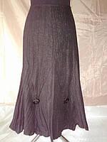 Летняя женская юбка 46 р-р