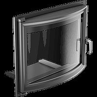 Дверцы для камина Kratki Zuzia 515Х652 панорамное стекло