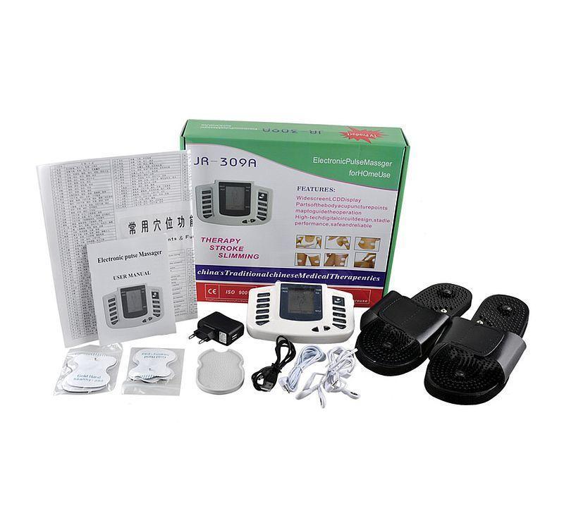 Электрический миостимулятор для всего тела Jr-309a