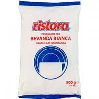 Сухие сливки Ristora bevanda bianca в гранулах, 500 гр