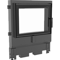 Дверцы для камина Kratki FS 10N